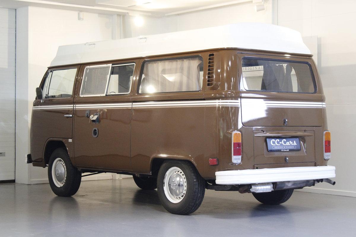 1979 Volkswagen T2 2,0 Camper van For Sale (picture 3 of 6)