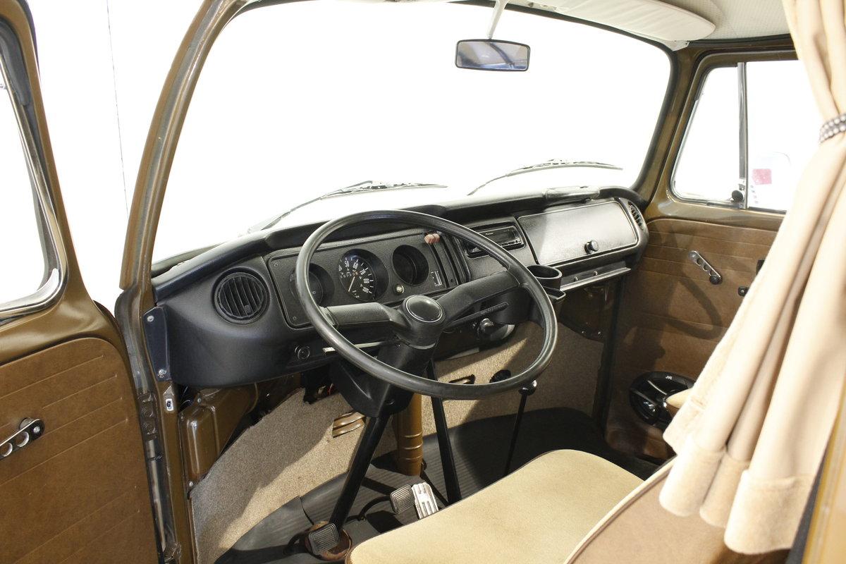 1979 Volkswagen T2 2,0 Camper van For Sale (picture 4 of 6)