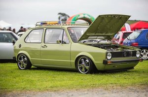 Award winning Mk1 Golf - Exceptional condition