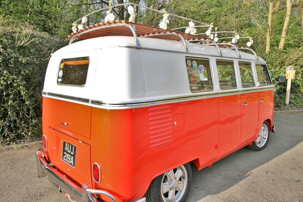 1963 Volkswagon Splitscreen Camper £100,000 restoration For Sale (picture 3 of 6)