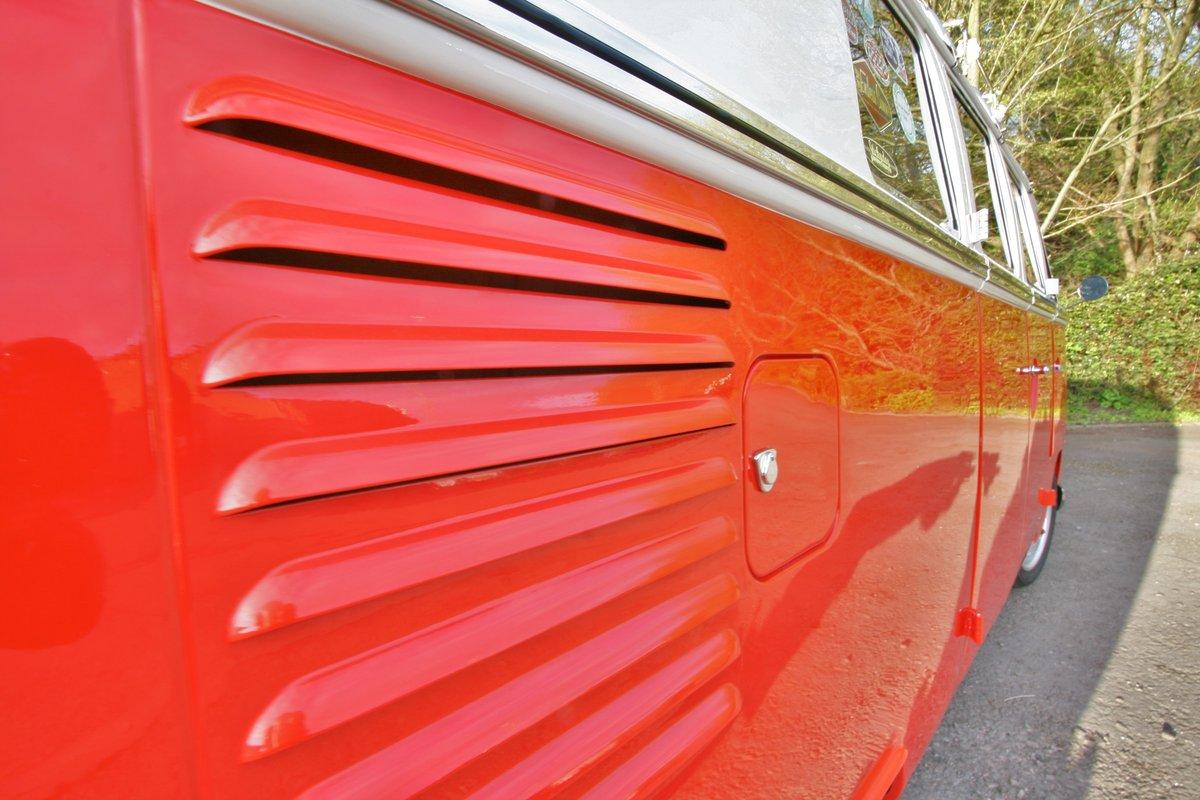 1963 Volkswagon Splitscreen Camper £100,000 restoration For Sale (picture 4 of 6)