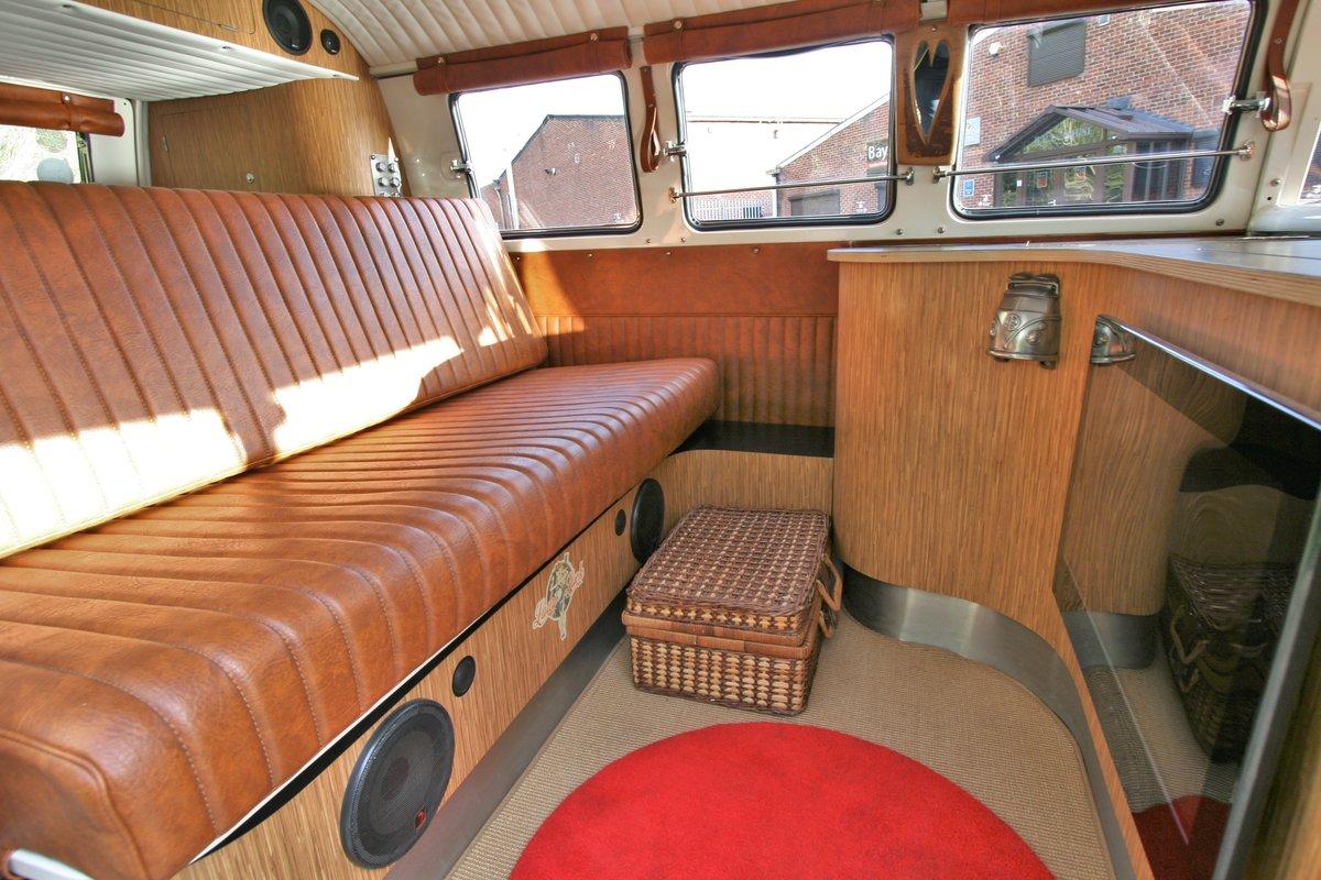 1963 Volkswagon Splitscreen Camper £100,000 restoration For Sale (picture 5 of 6)