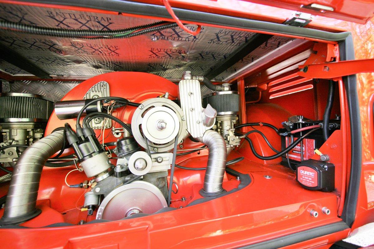 1963 Volkswagon Splitscreen Camper £100,000 restoration For Sale (picture 6 of 6)