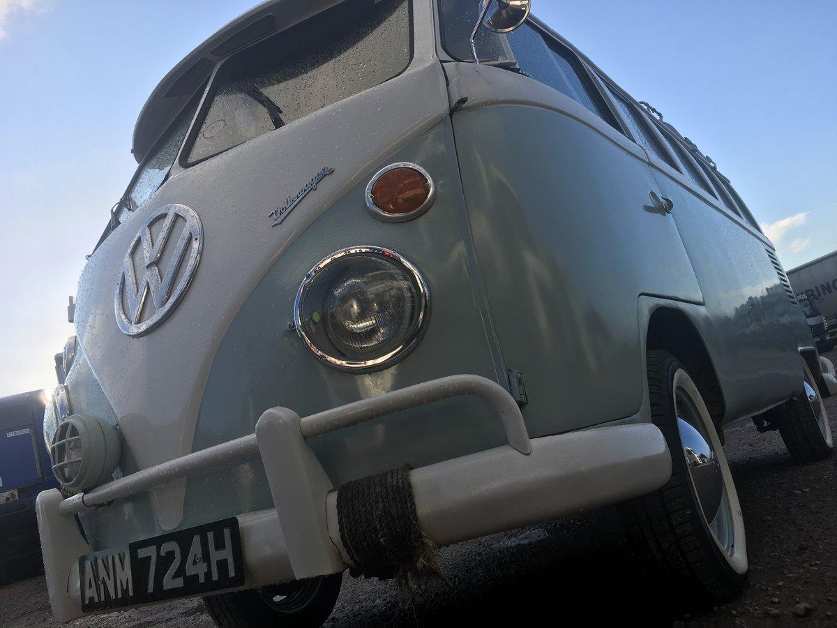 1970 VW splitscreen For Sale (picture 4 of 6)