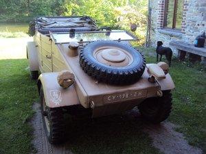 volkswagen kubelwagen 82 1945 For Sale