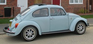 2004 VW Ultima Beetle 2003 SOLD