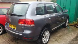 2005 vw touareg 4x4 jeep For Sale