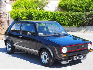 1978 Golf GTI, Rabbit GTI, Volkswagen Gti, Golf ,  SOLD
