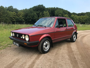 1977 Golf LX Rabbit, Golf LX, Volkswagen golf, VW RAbbit SOLD