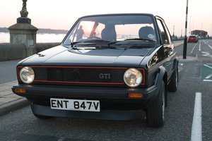 Volkswagen Golf Gti MK1 Series 1, 16838 mls, 1979  For Sale