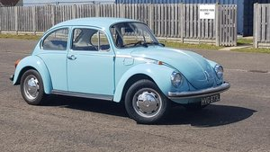 VW Super Beetle 1300cc 1973, all original For Sale