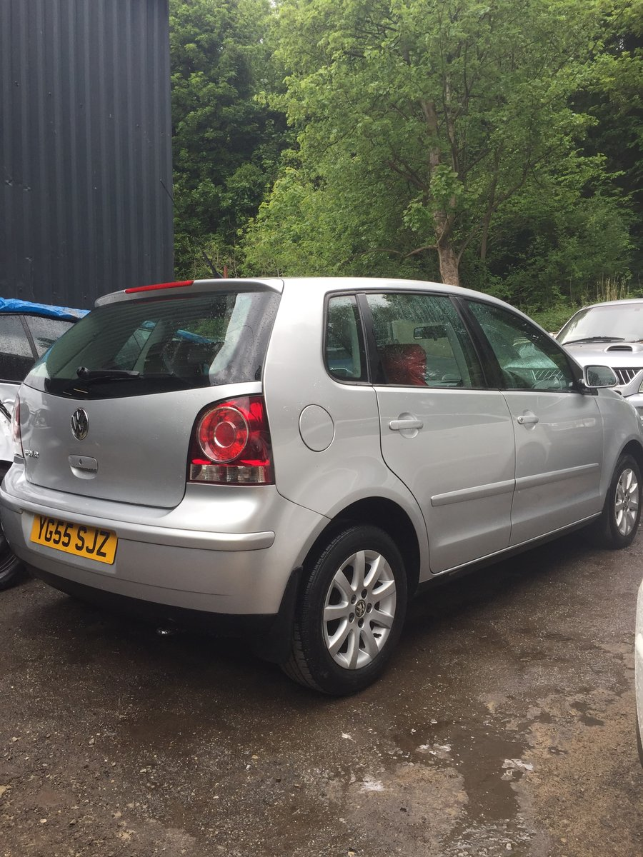 2005 55 VW Polo 1.4 SE 5 dr For Sale (picture 4 of 6)