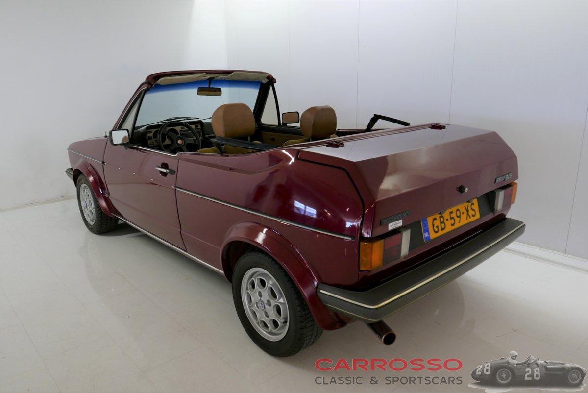 1980 Volkswagen Golf 1 Bieber Cabriolet For Sale (picture 2 of 6)