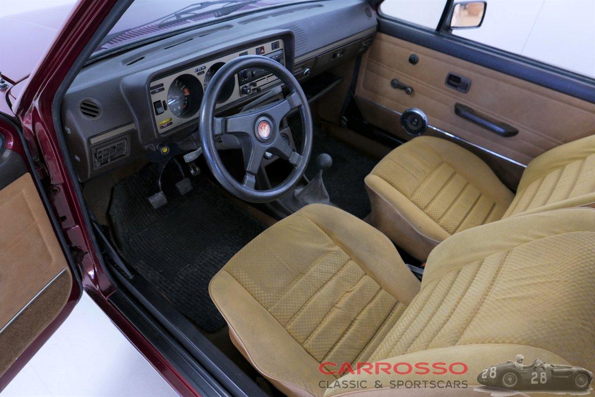 1980 Volkswagen Golf 1 Bieber Cabriolet For Sale (picture 3 of 6)