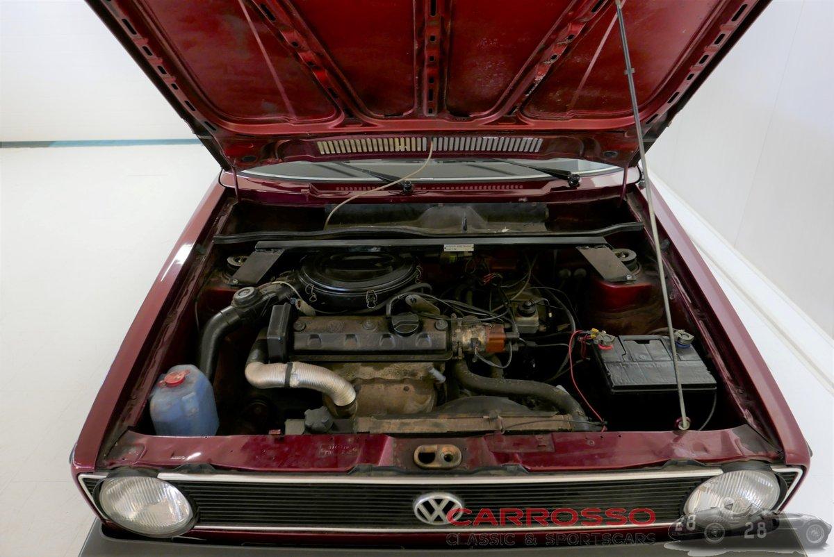 1980 Volkswagen Golf 1 Bieber Cabriolet For Sale (picture 4 of 6)