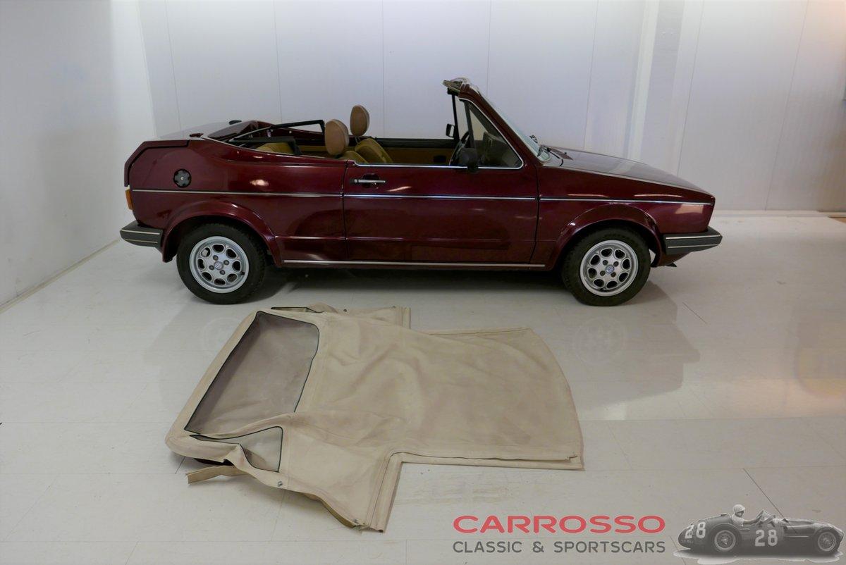 1980 Volkswagen Golf 1 Bieber Cabriolet For Sale (picture 6 of 6)