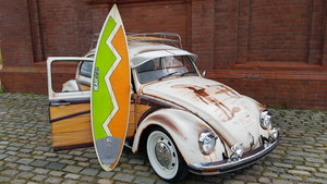 1993  VOLKSWAGEN BEETLE CLASSIC 1.6 AIR COOLED BUG LHD LEFT HAND  For Sale