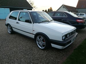 1991 Volkswagen Mk2 Golf Gti 8v 3dr For Sale