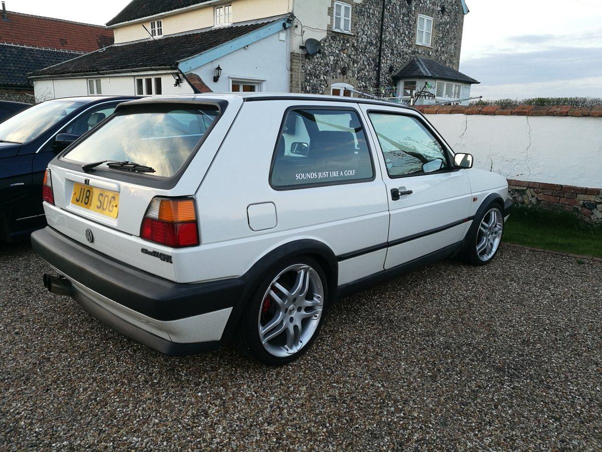 1991 Volkswagen Mk2 Golf Gti 8v 3dr For Sale (picture 3 of 6)