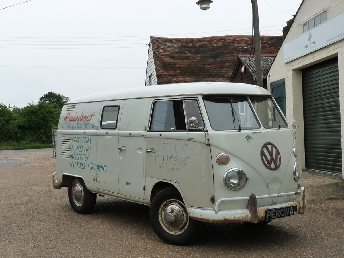 1964 VW splitscreen camper panel van day van For Sale (picture 2 of 6)