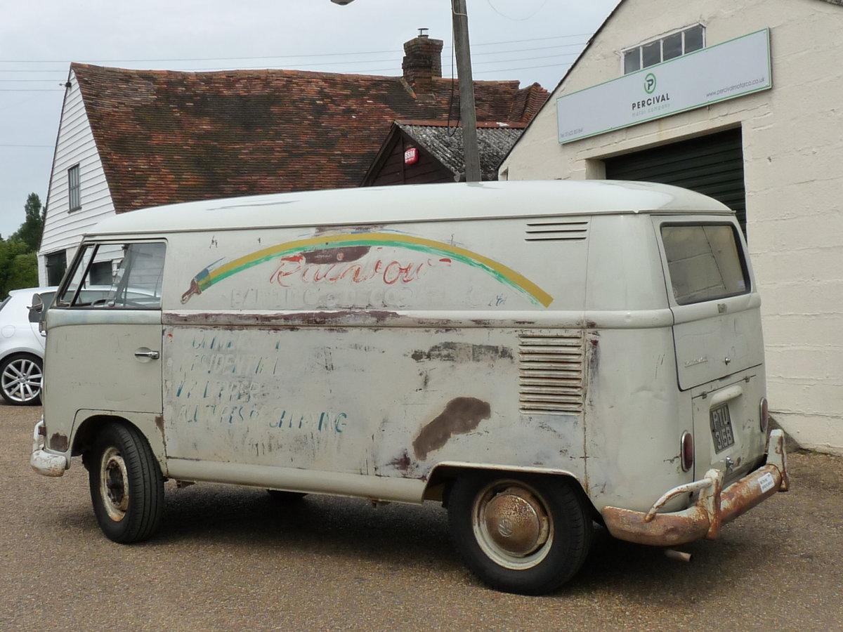 1964 VW splitscreen camper panel van day van For Sale (picture 4 of 6)