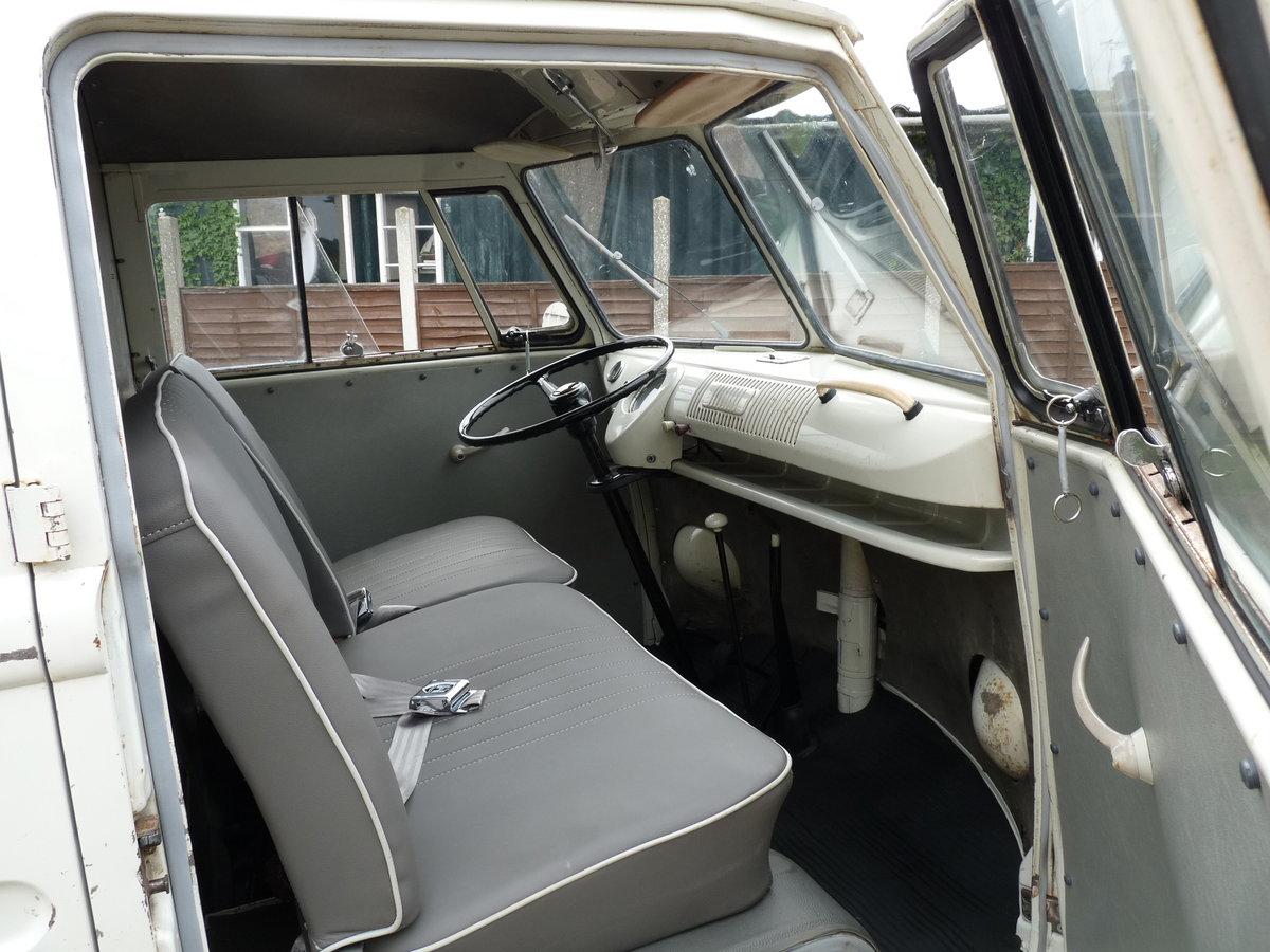 1964 VW splitscreen camper panel van day van For Sale (picture 5 of 6)
