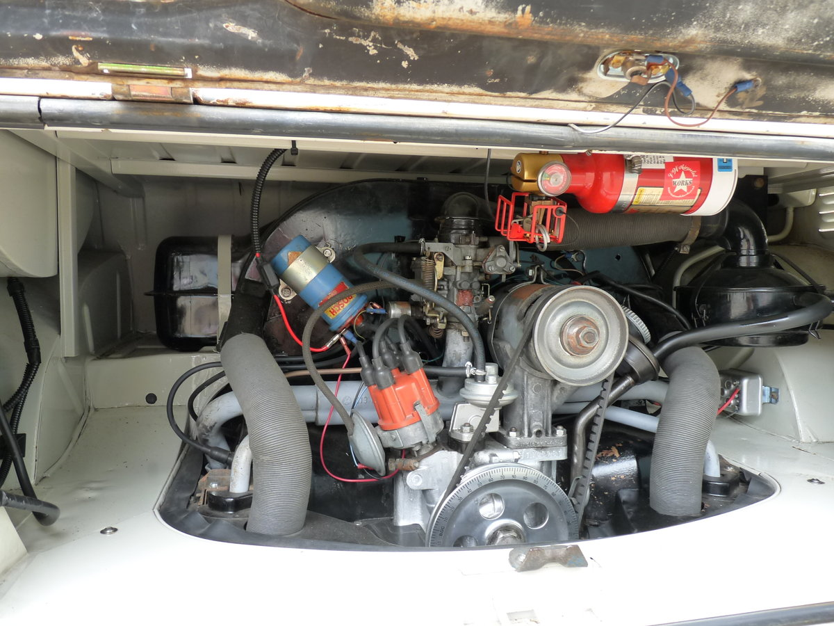 1964 VW splitscreen camper panel van day van For Sale (picture 6 of 6)