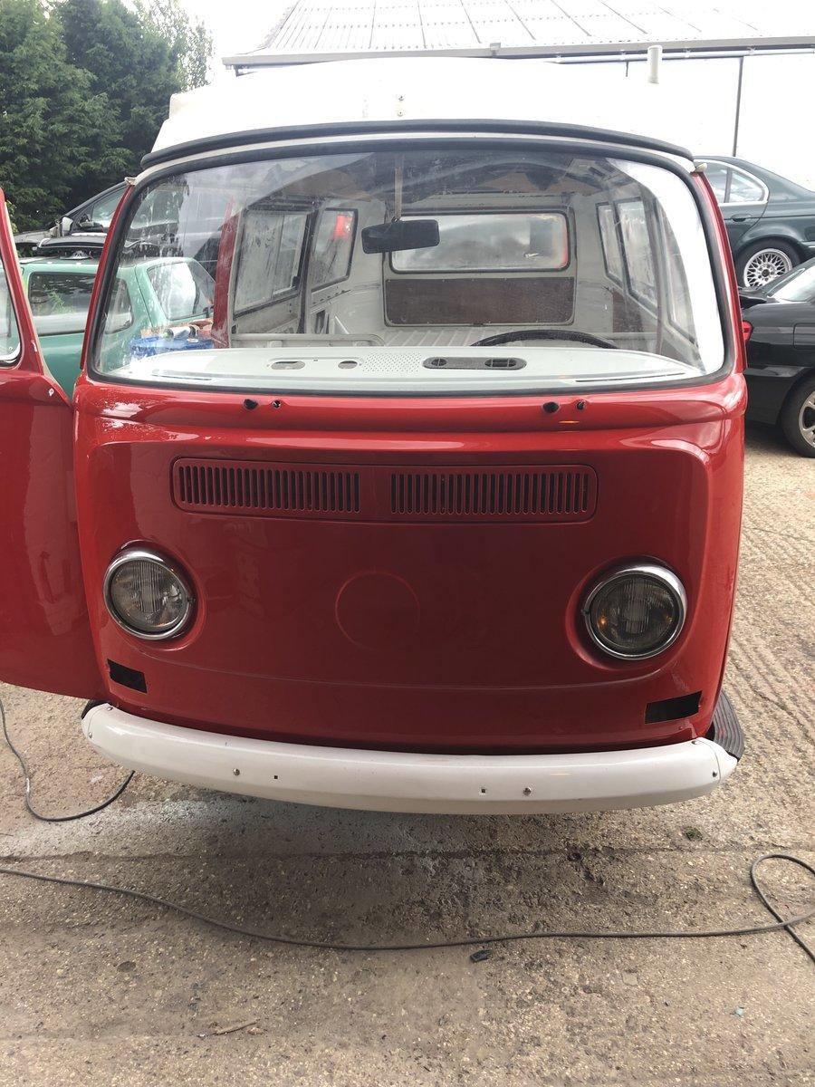 1970 Volkswagen campervan type 2 bay window project For Sale (picture 2 of 4)