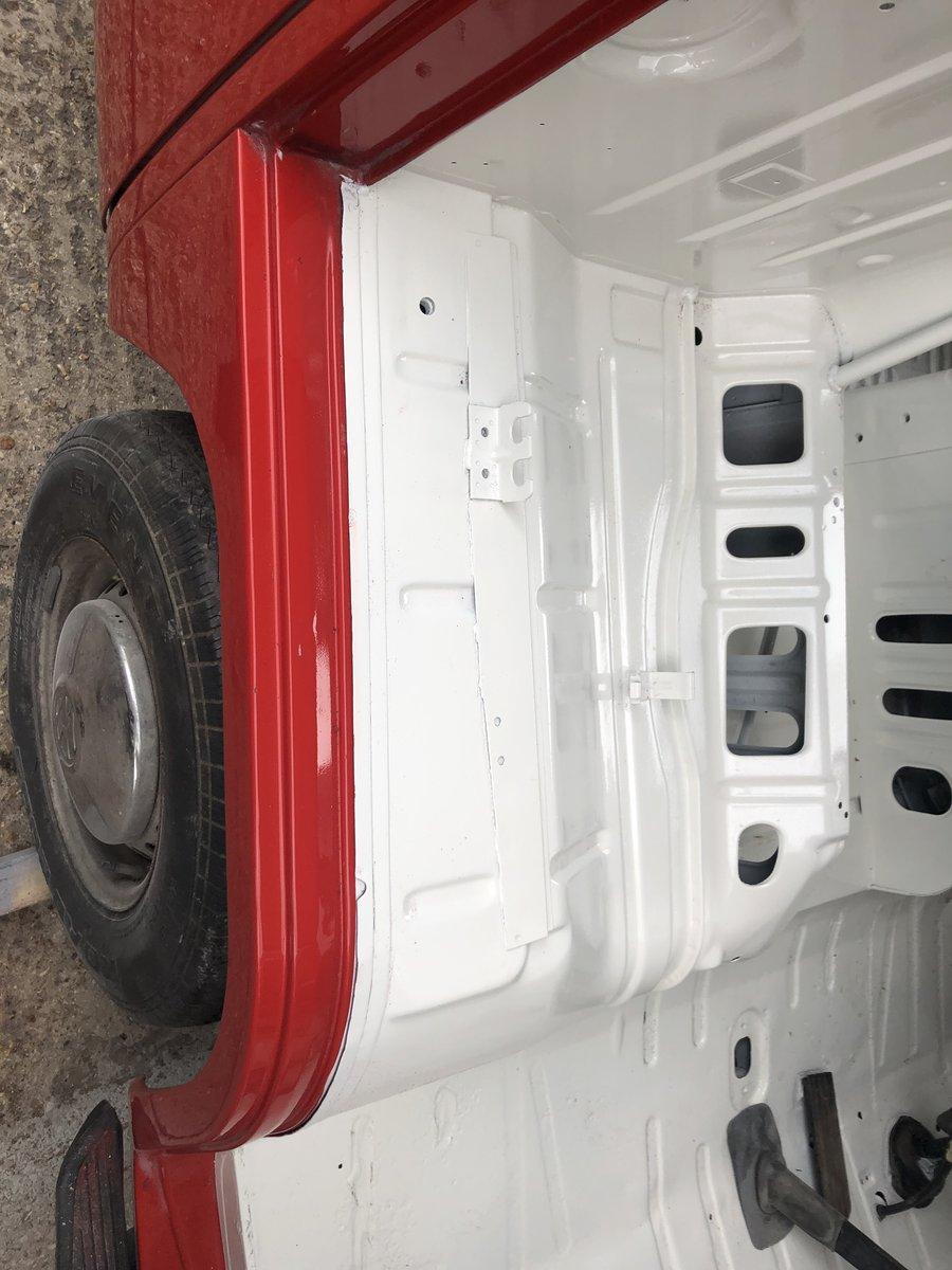 1970 Volkswagen campervan type 2 bay window project For Sale (picture 3 of 4)