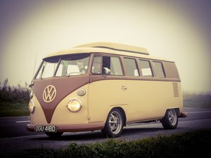 1966 Volkswagen Type 2 SpliScreen Camper  For Sale