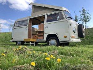 1970 Volkswagen VW Westfalia T2 Bay Window Campmobile70 For Sale
