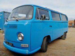 1972 VW Bay window van