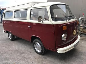 VW Campervan T2 Bay Window 1974 For Sale