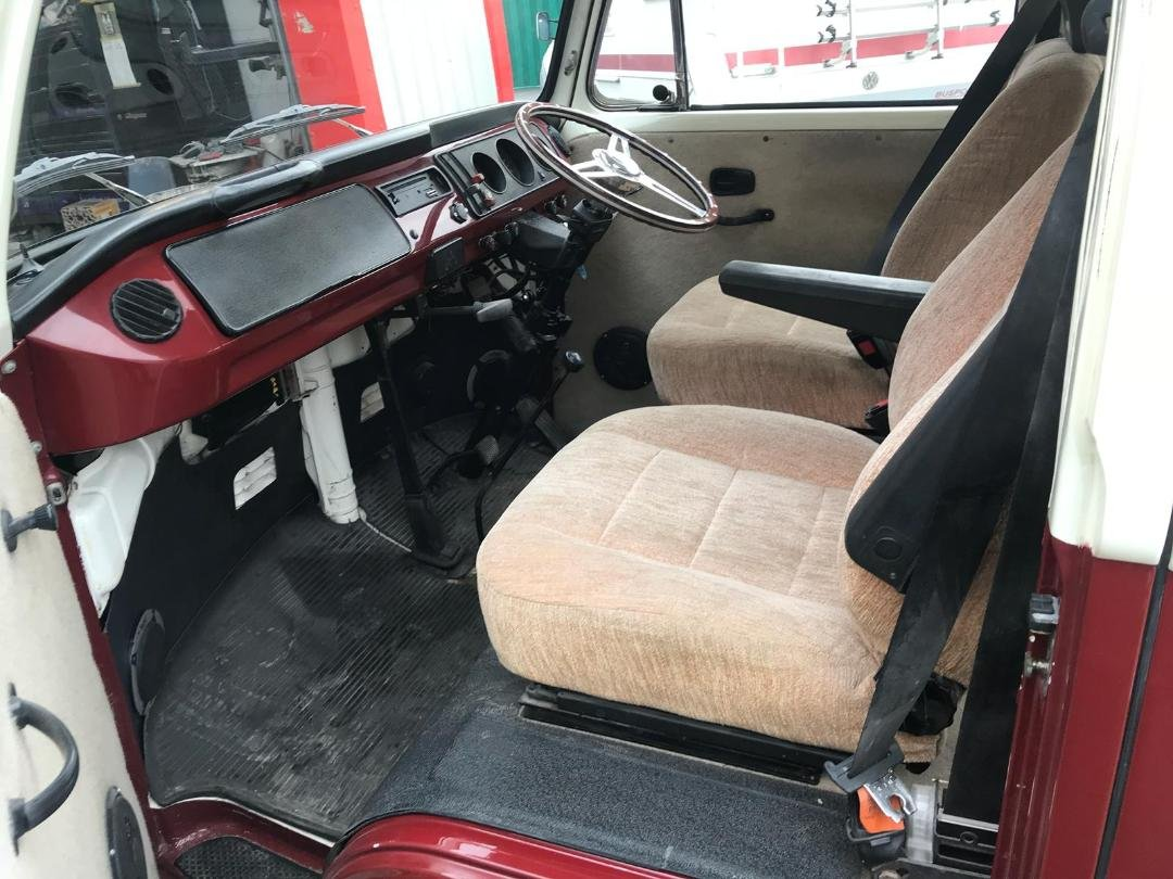 1974 VW Campervan T2 Bay Window For Sale (picture 6 of 6)