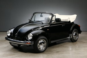 1979 VW Beetle 1303 LS Convertible