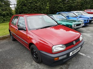 Mk3 golf cl 1992 33000 miles For Sale