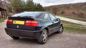 1996 VW Corrado VR6 Black /Full Black Leather/ V.Tidy For Sale