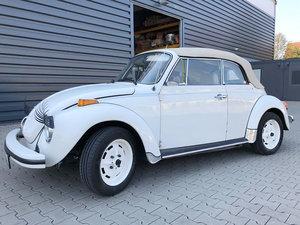 1979 Volkswagen Beetle - 1303 Cabriolet For Sale
