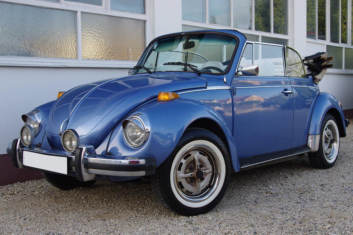 1978 Volkswagen Beetle - 1303 Cabriolet SOLD (picture 1 of 6)