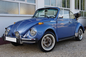 1978 Volkswagen Beetle - 1303 Cabriolet SOLD