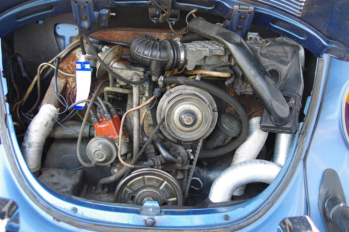 1978 Volkswagen Beetle - 1303 Cabriolet SOLD (picture 2 of 6)