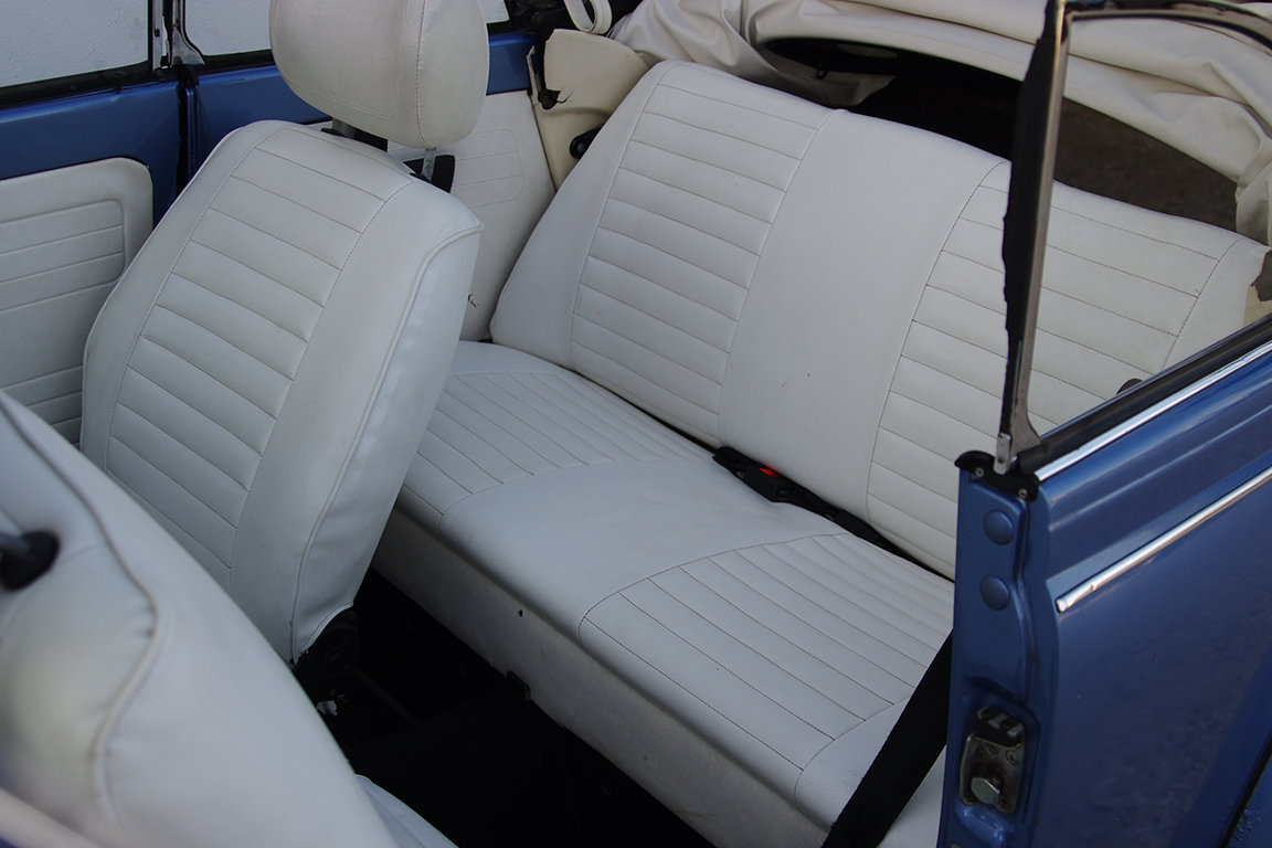 1978 Volkswagen Beetle - 1303 Cabriolet SOLD (picture 3 of 6)
