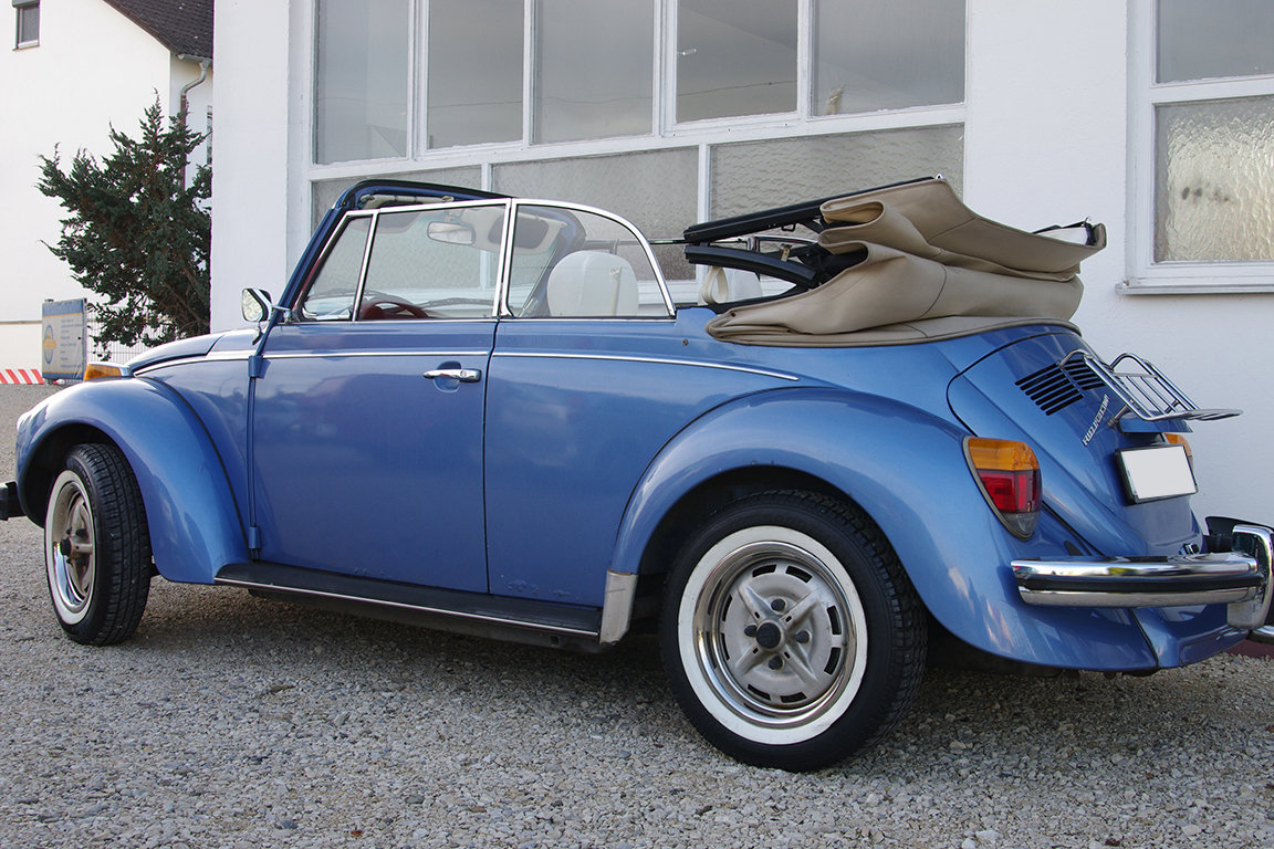 1978 Volkswagen Beetle - 1303 Cabriolet SOLD (picture 4 of 6)