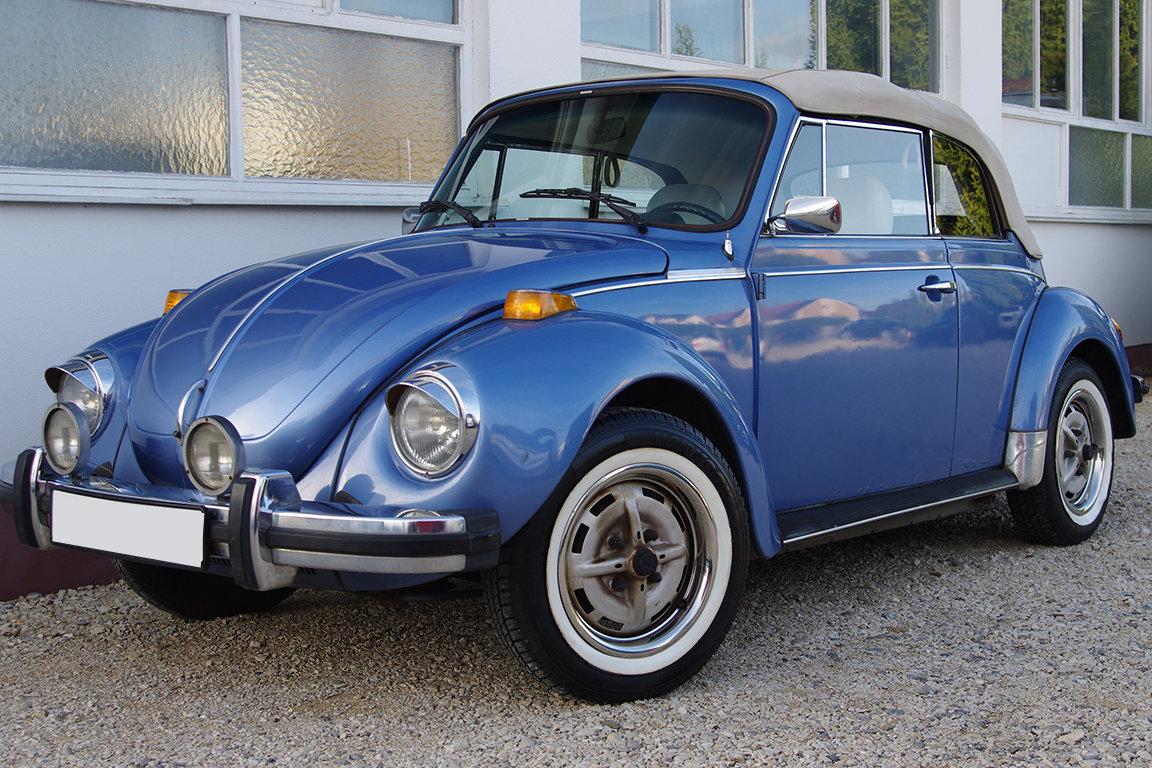 1978 Volkswagen Beetle - 1303 Cabriolet SOLD (picture 5 of 6)