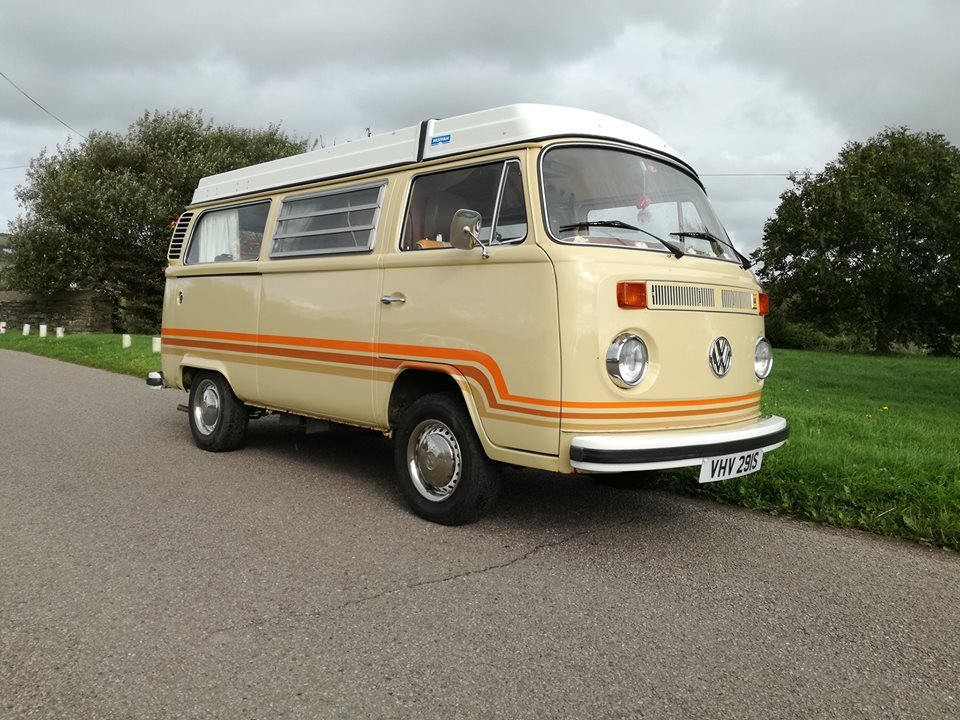 1978 '78 rhd westfalia continental For Sale (picture 1 of 6)