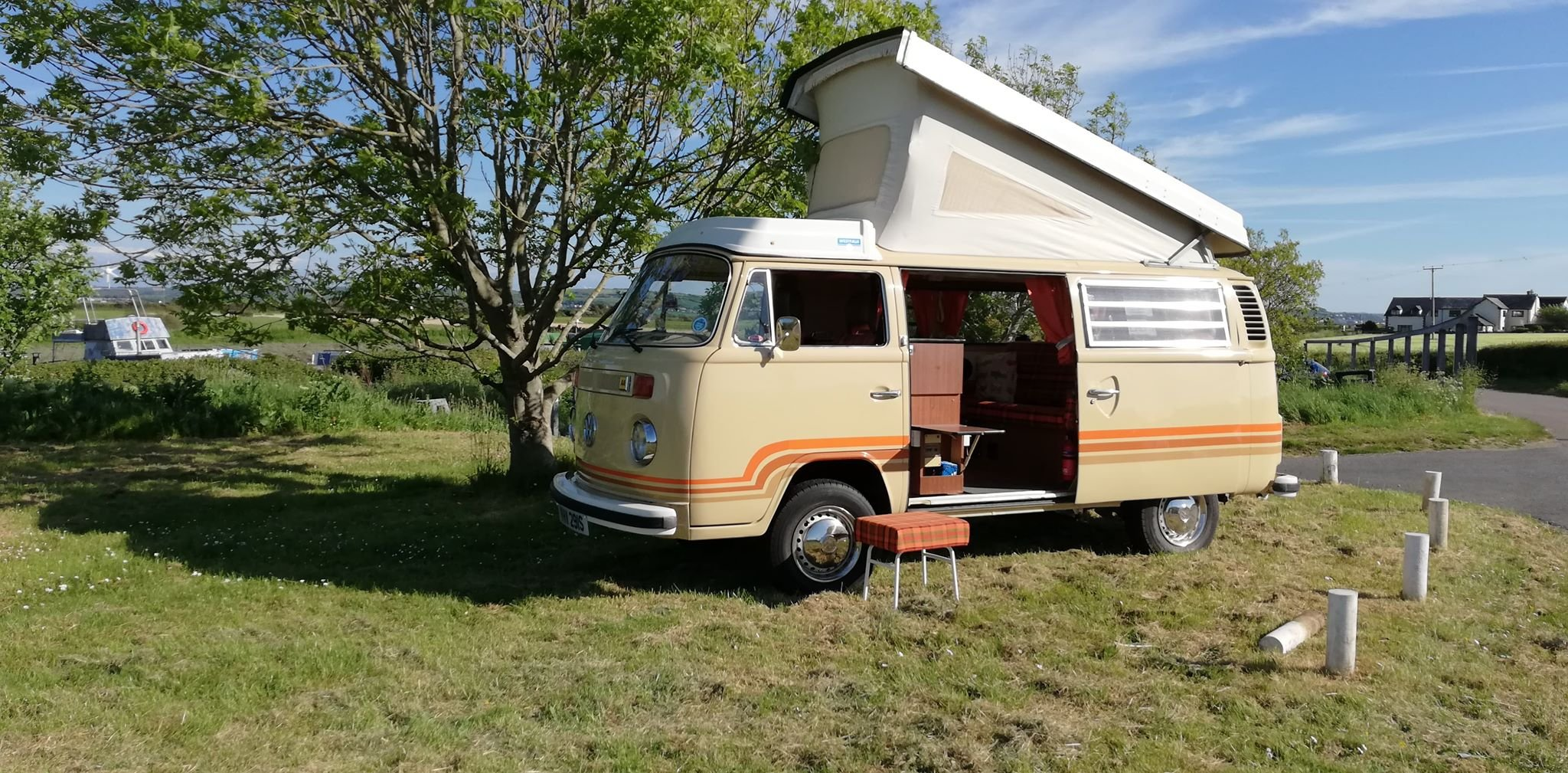 1978 '78 rhd westfalia continental For Sale (picture 3 of 6)