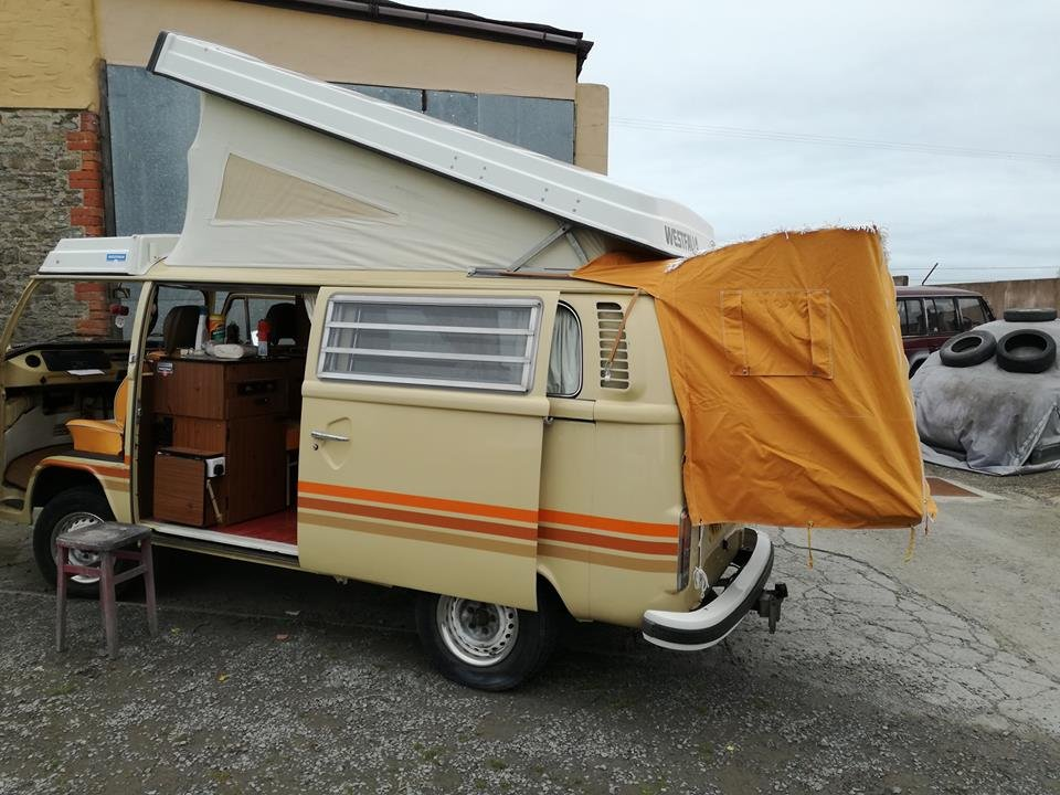 1978 '78 rhd westfalia continental For Sale (picture 4 of 6)