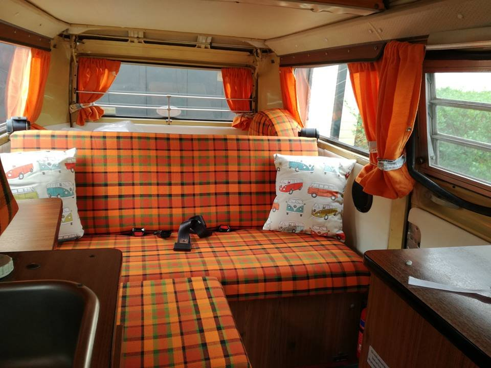 1978 '78 rhd westfalia continental For Sale (picture 6 of 6)