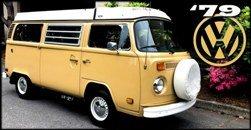 1979 Volkswagen Westfalia Camper Van = Clean Manual $23.9k For Sale