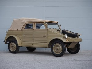 1945 VW Kubel, Volkswagen Kubelwagen, VW Typ 82, Typ 82 For Sale